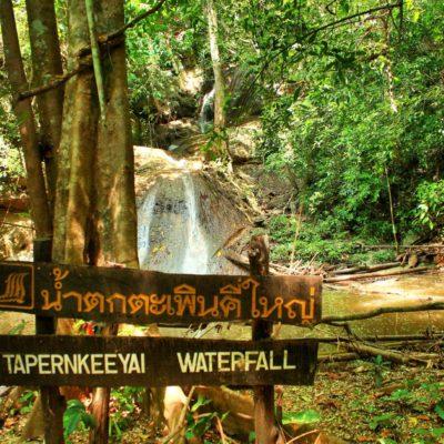 Ta Pern Kee Yai Waterfall